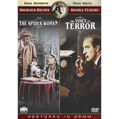The Spider Woman / The Voice of Terror