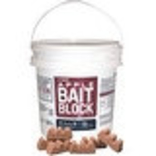 JT Eaton 709AP Apple Flavor Bait Block Rodenticide, For Mice and Rats, 9 Lb