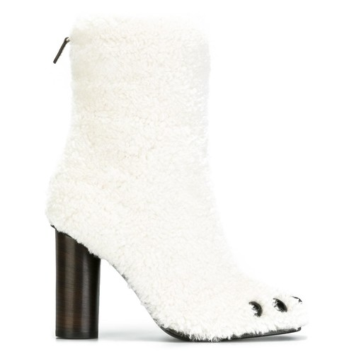 ANYA HINDMARCH Fur Boots