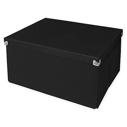 Pop N Store Mega Box in Black