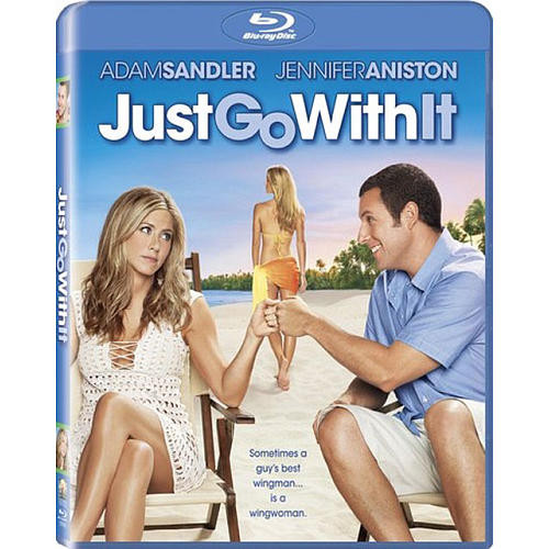Just Go With It BLU-RAY Disc
