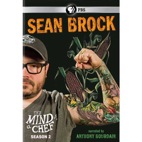 The Mind of a Chef: Season 2 - Sean Brock [DVD]