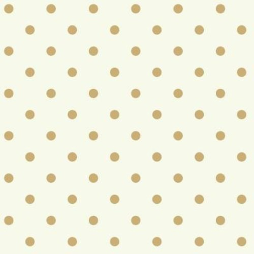 York Wallcoverings Waverly Kids Circle Sidewall Wallpaper