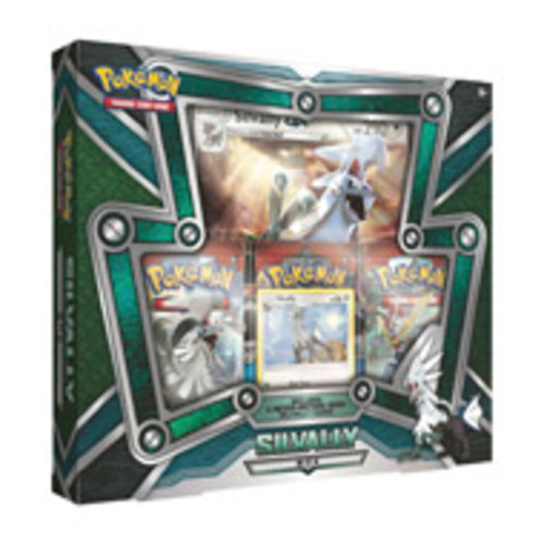 Pokemon Trading Card Game: Silvally Figure Collection