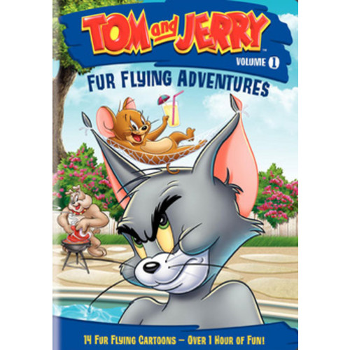 Tom And Jerry: Fur Flying Adventures, Vol.1 (Full Frame)