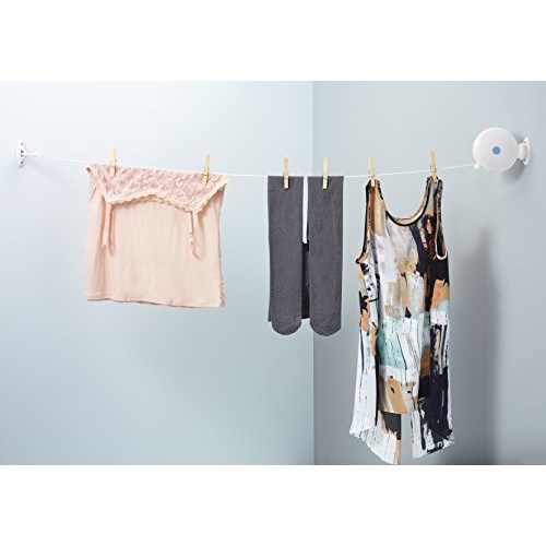 Whitmor 6171-707 9' Retractable Clothesline