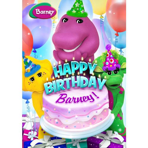 Barney-happy Birthday Barney [dvd] [ff/eng/eng Sub/span Sub/5.1 Dol Dig] (Lions Gate)