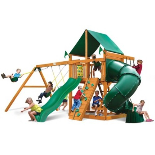 Gorilla Playsets Mountaineer Swing Set