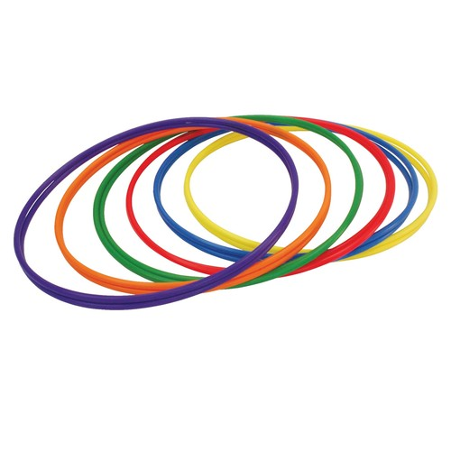 Champion Sports Plastic Hoops 30