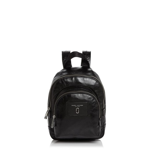 Double Pack Mini Leather Backpack
