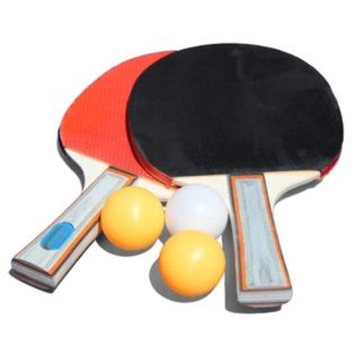Hathaway HATHAWAY Crossover 60-inch Portable Table Tennis Table