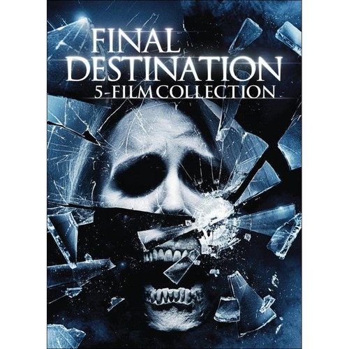 Final Destination: 5 Film Collection [DVD]