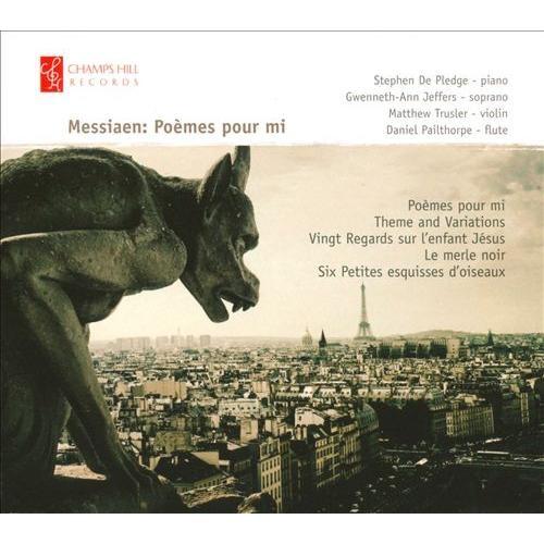 Poemes Pour Mi-CD