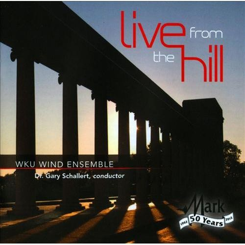 Live From The Hill-CD