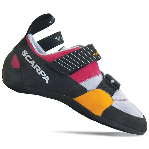 Scarpa Women's Force X WMN Climbing Shoe [Lip Gloss, 35.5 M EU / 5 B(M) US]