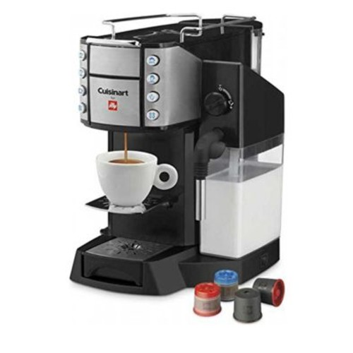 Espresso Maker/Milk Frother