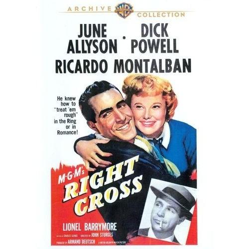 Right Cross [DVD] [1950]
