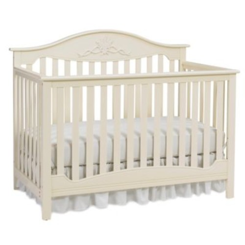 Fisher-Price Mia 4-in-1 Convertible Crib in Sugar Cookie
