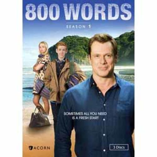 800 Words: Ssn 1/Dvd Acrn2539Dvd/Tv Shows / T