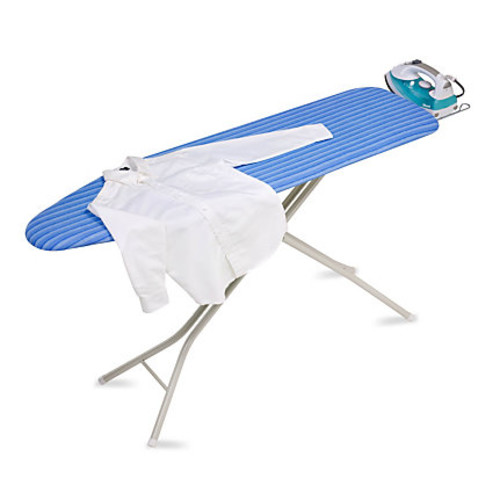 Honey-Can-Do Quad-Leg Ironing Board With Iron Rest, 36 1/2