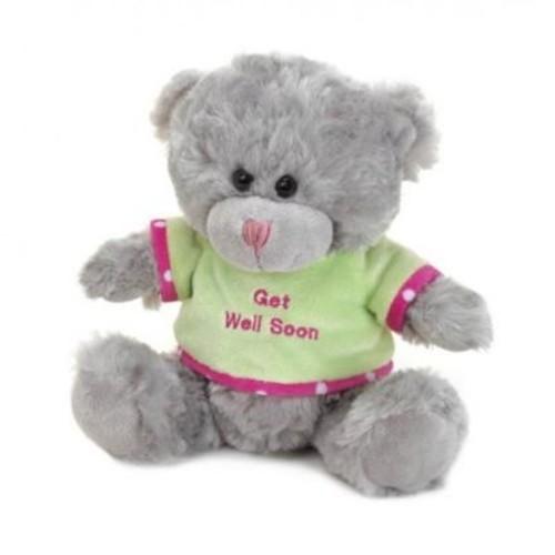 Home Locomotion Get Well Soon Bear (SWM12527)