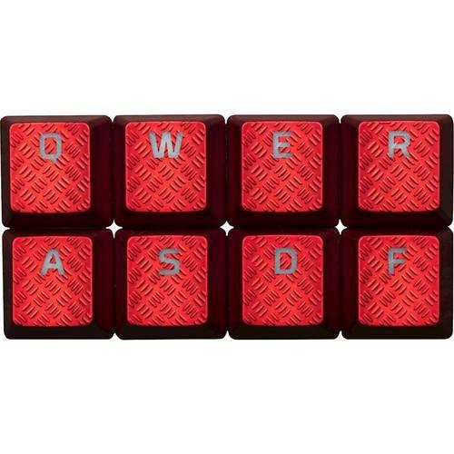 HyperX - FPS & MOBA Gaming Keycaps Upgrade Kit - Red