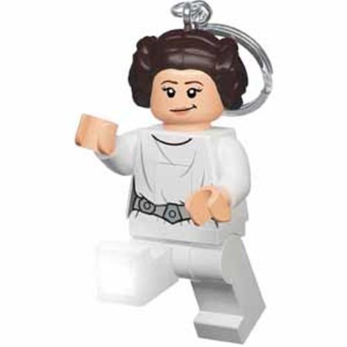 Lego Star Wars Episode 8 The Last Jedi - Princess Leia LED Key Light