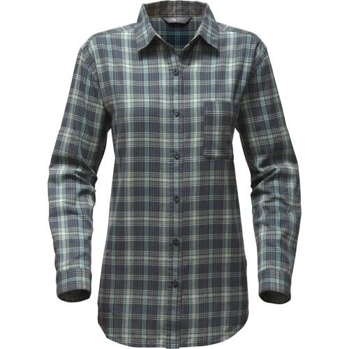 The North Face Women's Boyfriend Long Sleeve Shirt - Past Season