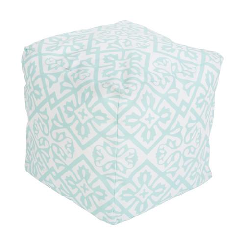 Rain Cube Pouf 1
