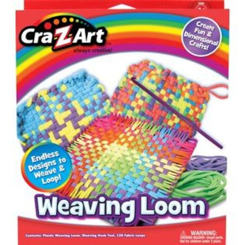 Cra-Z-Art Wonderful Weaves 12413