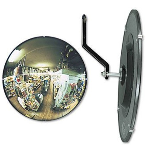 SEEN18 - See-All Industries 160 degree Convex Security Mirror