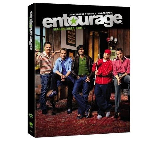 Entourage: Season Three, Part 1 (DVD)
