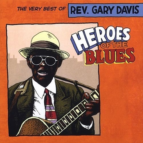 Very Best Of Reverned Gary Davis