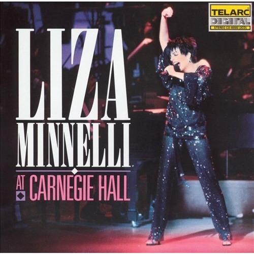 Liza Minnelli at Carnegie Hall