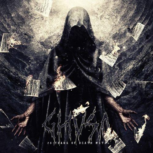 25 Years of Death Metal [CD]