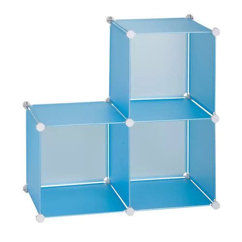 Honey-Can-Do 14-Inch Storage Cube Rack