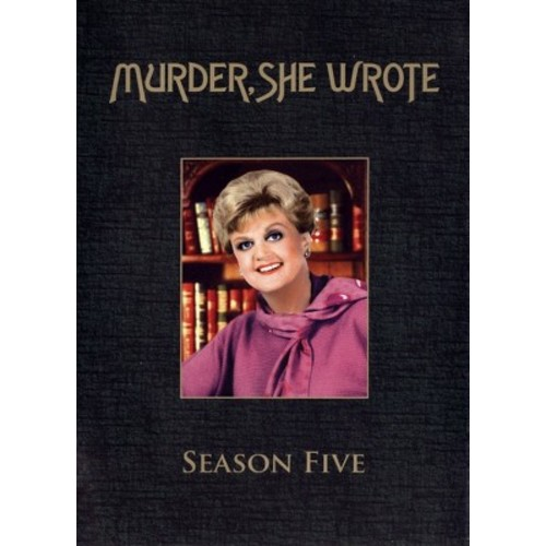 Murder, She Wrote: Season Five [5 Discs] [DVD]