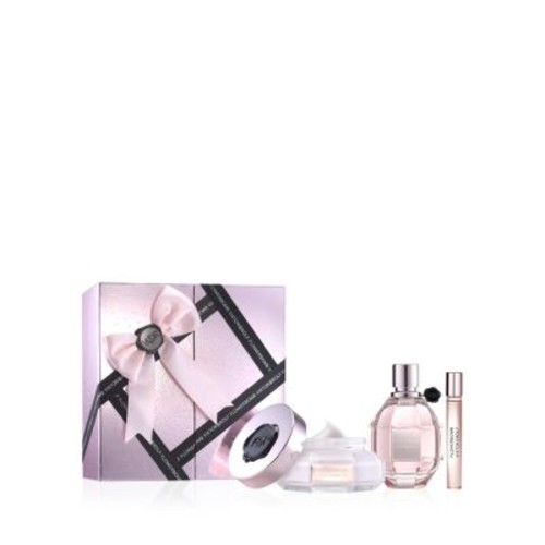 Flowerbomb Eau de Parfum & Body Cream Gift Set ($288 value)