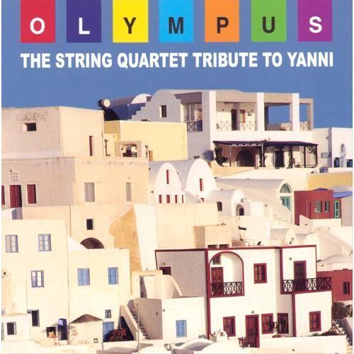 The String Quartet Tribute to Yanni [CD]