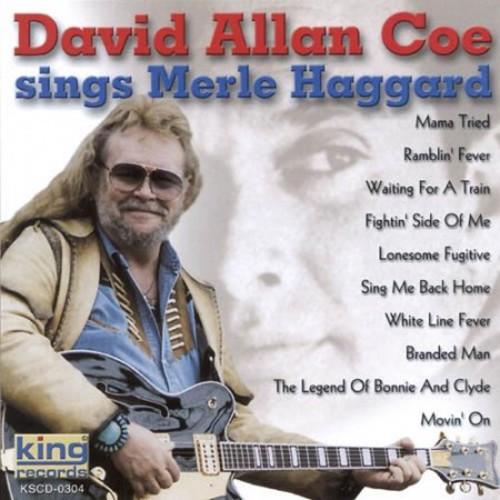 Sings Merle Haggard [CD]