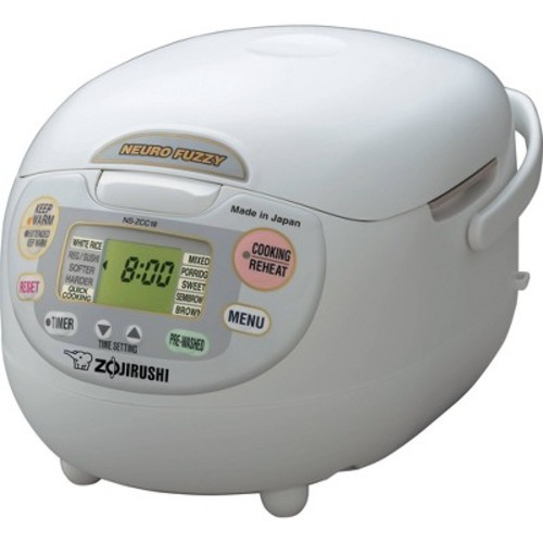Zojirushi NS-ZCC18 Neuro Fuzzy Rice Cooker & Warmer