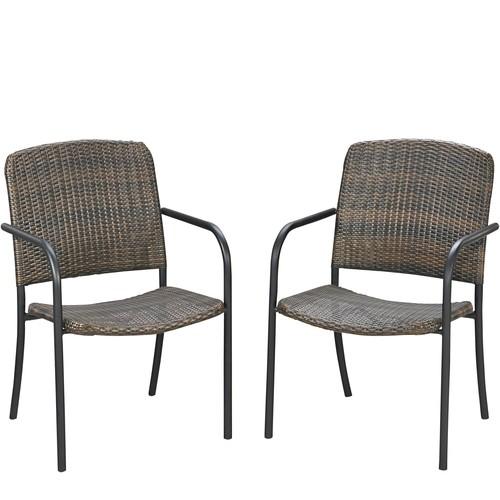 Laguna II Set of Arm Chairs