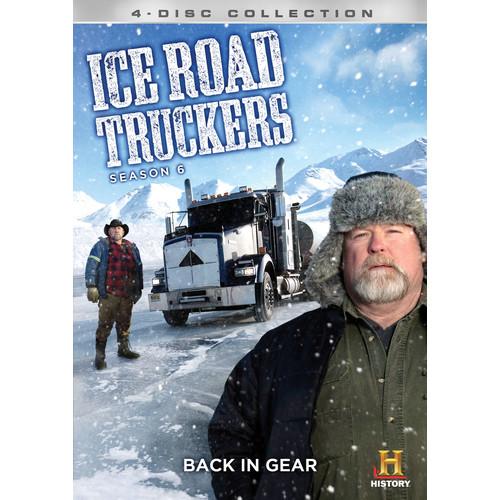 Ice Road Truckers: The Complete Season Six [4 Discs] [DVD]