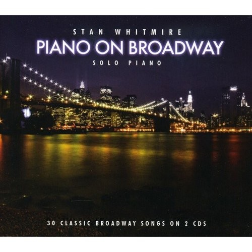 Piano on Broadway [CD]