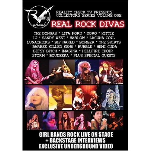 Reality Check TV: Real Rock Divas