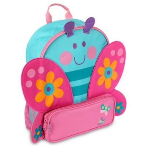 Stephen Joseph Sidekick Butterfly Backpack