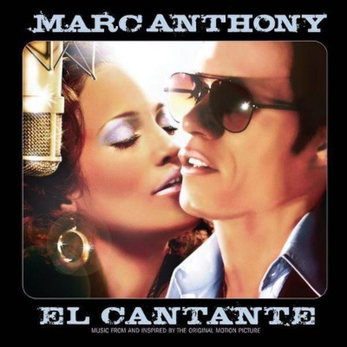 Marc Anthony - El Cantante (CD)