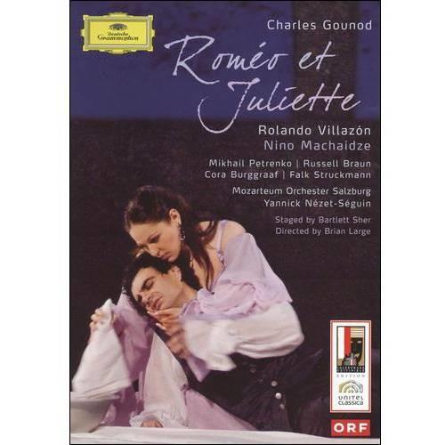 Charles Gounod: Romeo et Juliette - Villazon/Machaidze [DVD] [French] [2009]