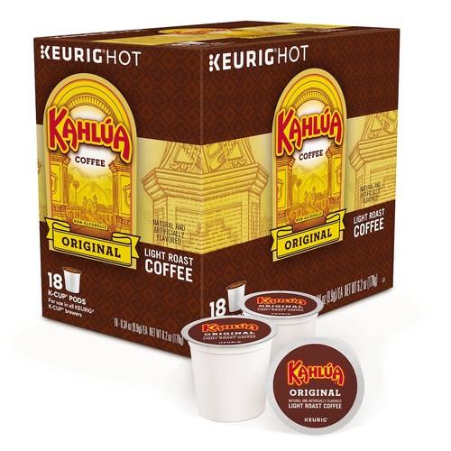Keurig Timothy's World Coffee Kahla Original Coffee 18-pk. K-Cup Portion Pack