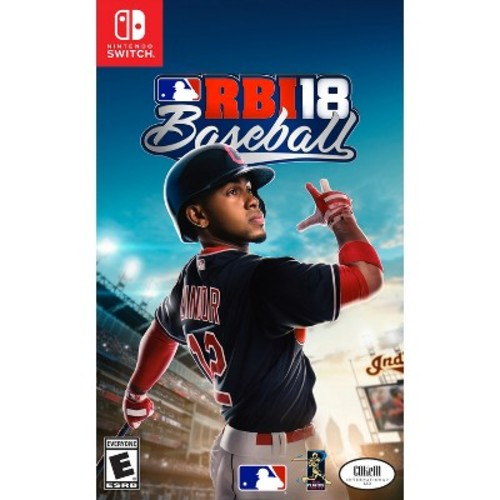 RBI 18 Baseball - Nintendo Switch